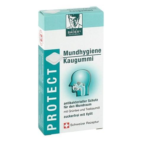 BADERS Protect Gum Mundhygiene Kaugummi 16 Stück