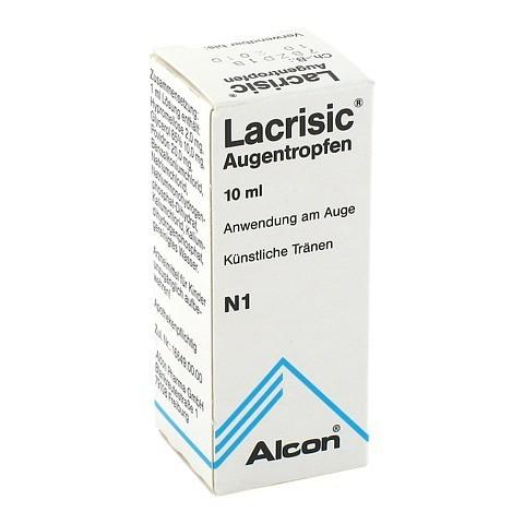 LACRISIC Augentropfen 10 Milliliter