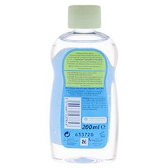 PENATEN Intensiv Pflegeöl 200 Milliliter - Rückseite