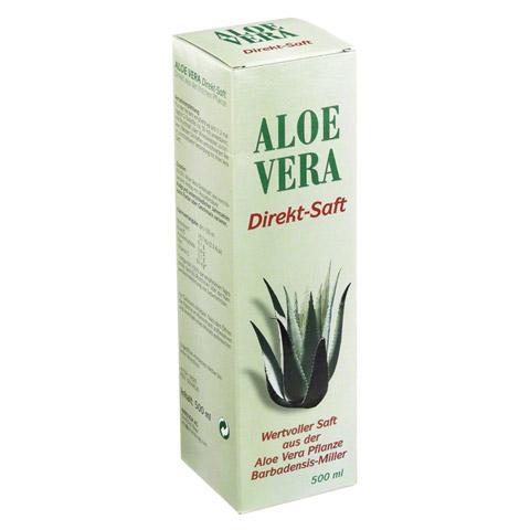 BIO ALOE VERA Saft Plus Vitamin C 500 Milliliter