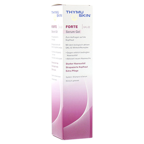 THYMUSKIN FORTE Serum Gel 200 Milliliter