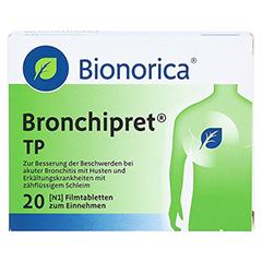 Bronchipret TP 20 Stück N1 - Vorderseite