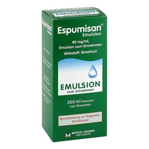 Espumisan Emulsion für bildgebende Diagnostik 250 Milliliter