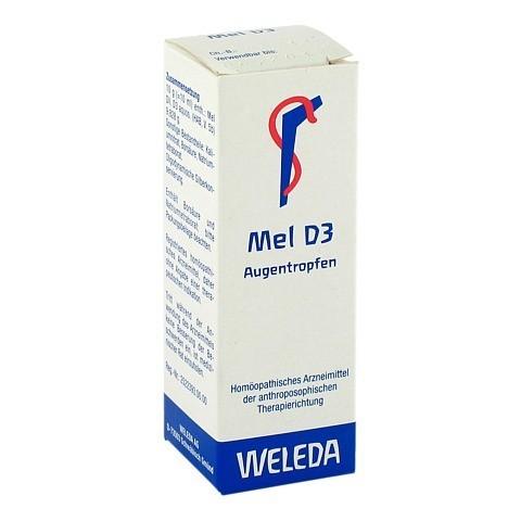 MEL D 3 Augentropfen 10 Milliliter N1