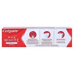 COLGATE Max White Expert White Zahnpasta 75 Milliliter - Rückseite