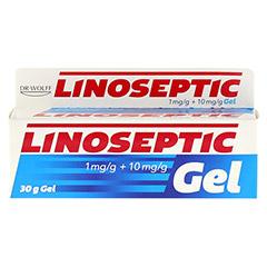 LINOSEPTIC Gel 30 Gramm - Vorderseite