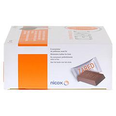 ZARED Chocolate Vitamins & Minerals Täfelchen 60x5 Gramm - Rechte Seite