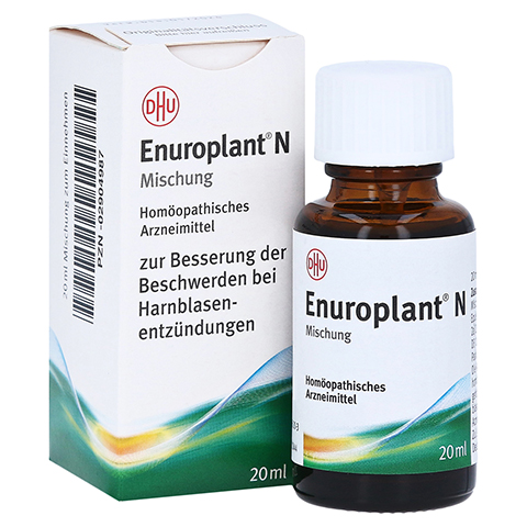 ENUROPLANT N Liquidum 20 Milliliter N1
