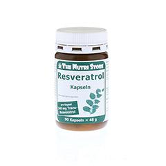 RESVERATROL 240 mg Kapseln 90 Stück