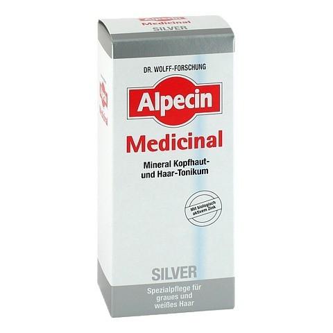 ALPECIN MED.Silver Mineral Kopfhaut-u.Haartonik. 200 Milliliter