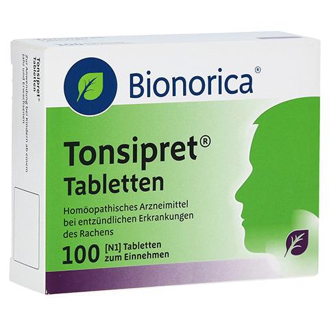 TONSIPRET Tabletten 100 Stück N1