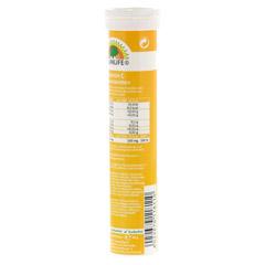 SUNLIFE Vitamin C Brausetabletten 20 Stück - Rückseite