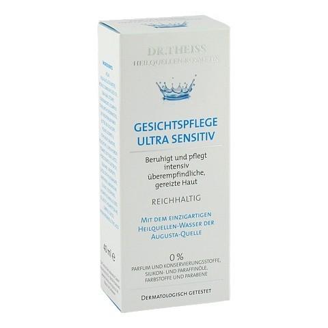DR.THEISS Heilquelle Gesichtspflege reichhaltig 40 Milliliter