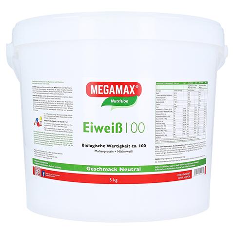 EIWEISS 100 Neutral Megamax Pulver 5 Kilogramm