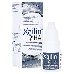 XAILIN HA Augentropfen 10 Milliliter