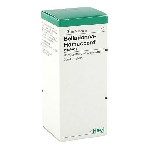 BELLADONNA HOMACCORD Tropfen 100 Milliliter N2