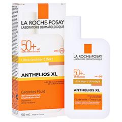 ROCHE POSAY Anthelios XL getöntes Fluid LSF 50+ /R 50 Milliliter