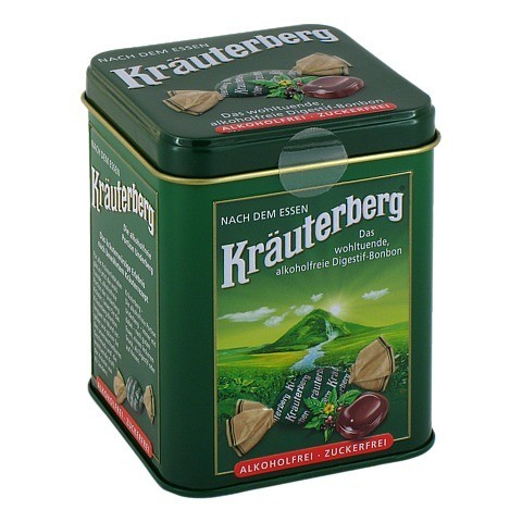 KRÄUTERBERG Bonbons 150 Gramm