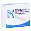 NEUROBION N forte �berzogene Tabletten