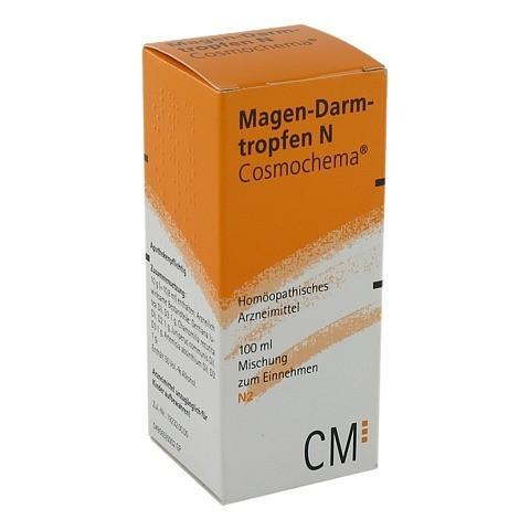 MAGEN DARMTROPFEN N Cosmochema 100 Milliliter N2