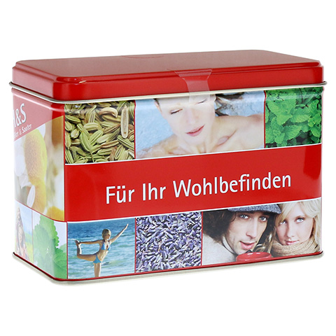 H&S Teedose mit 24 Filterbeutel 24 Stück