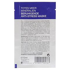 DERMASEL Maske Anti-Stress 12 Milliliter - Rückseite