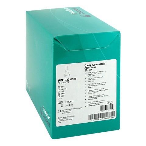 FREEDOM Clear Advantage Urinalkondom medium 30 Stück