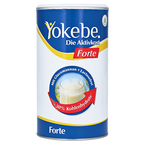 YOKEBE Forte Pulver 500 Gramm