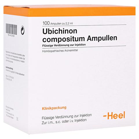 UBICHINON comp.Ampullen 100 St�ck