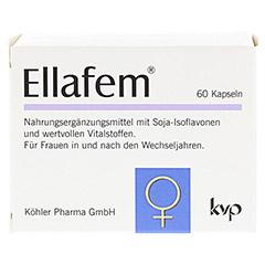 ELLAFEM Kapseln 60 Stück - Vorderseite
