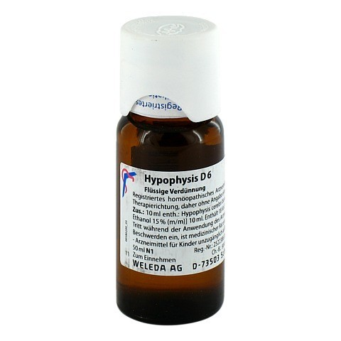 HYPOPHYSIS D 6 Dilution 50 Milliliter N1