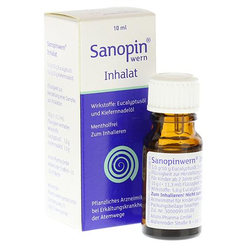SANOPINWERN Inhalat 10 Milliliter