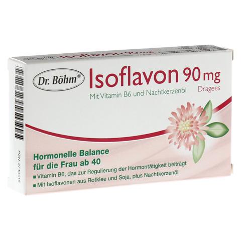 ISOFLAVON 90 mg Dr.Böhm Dragees 30 Stück