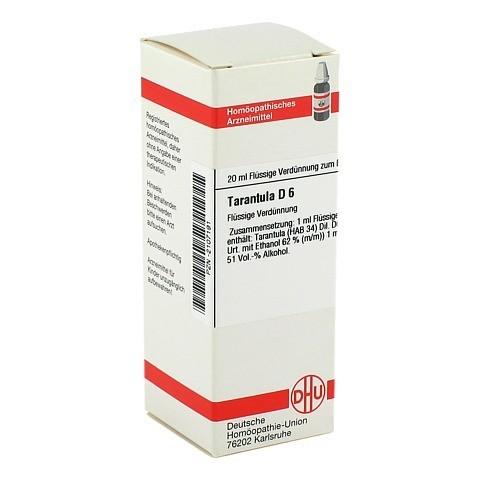 TARANTULA D 6 Dilution 20 Milliliter N1