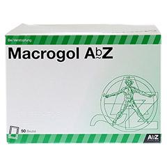 MACROGOL AbZ Plv.z.Her.e.Lsg.z.Einnehmen 50 Stück - Rückseite