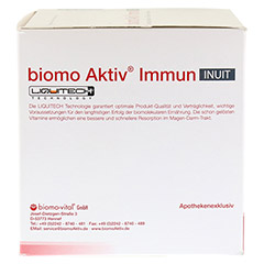 BIOMO Aktiv Immun Inuit Trinkfl.30-Tagesport. 1 Packung - Linke Seite