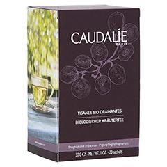 CAUDALIE Tisanes Bio Drainantes 30 Gramm