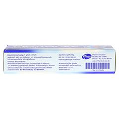 THERMACARE Schmerzgel 100 Gramm - Unterseite