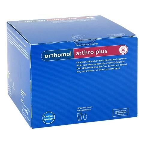 ORTHOMOL arthroplus Granulat/Kapseln 30 St�ck