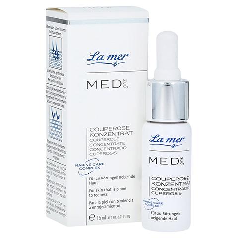 LA MER MED Couperose Konzentrat ohne Parfüm 15 Milliliter