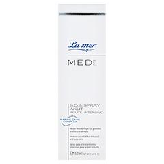 LA MER MED S.O.S. Akut Spray ohne Parfüm 50 Milliliter - Vorderseite