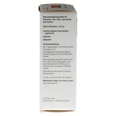 ALSIFEMIN 50 Klima-Aktiv m.Soja 1x1 Kapseln 60 St�ck - Linke Seite