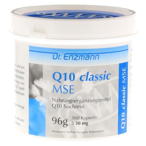 Q10 CLASSIC 30 mg MSE Kapseln 360 Stück