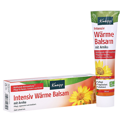 KNEIPP Intensiv W�rme Balsam mit Arnika 100 Milliliter