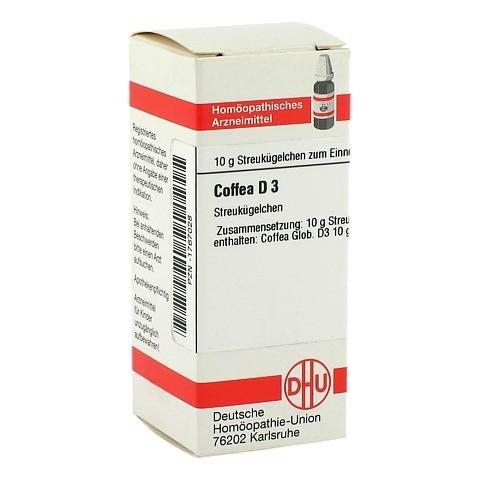 COFFEA D 3 Globuli 10 Gramm N1