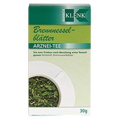 BRENNESSELBLÄTTER Tee 30 Gramm - Vorderseite