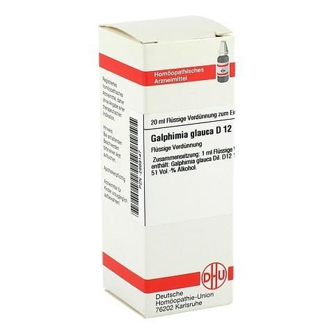 GALPHIMIA GLAUCA D 12 Dilution 20 Milliliter N1
