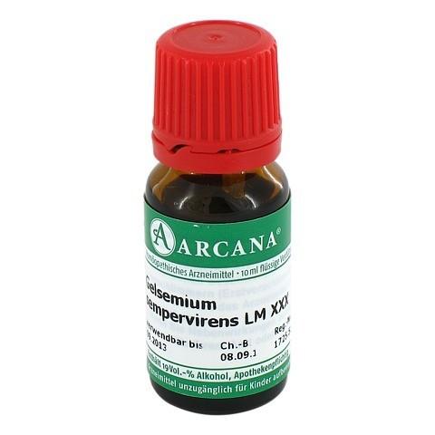 GELSEMIUM Arcana LM 30 Dilution 10 Milliliter N1
