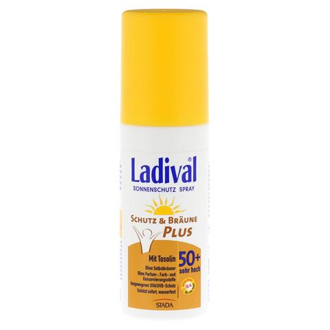 LADIVAL Schutz&Bräune Plus Spray LSF 50+ 150 Milliliter