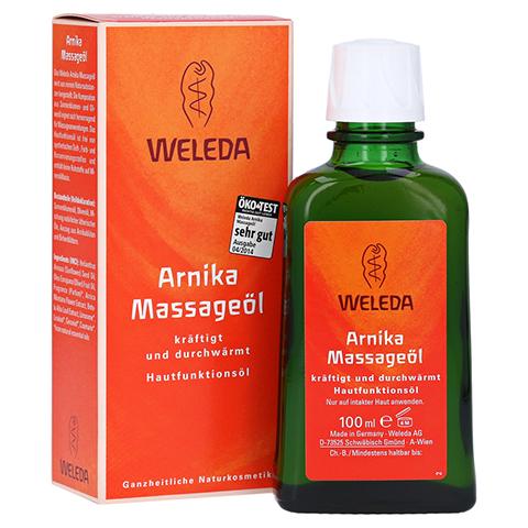 WELEDA Arnika Massage�l 100 Milliliter